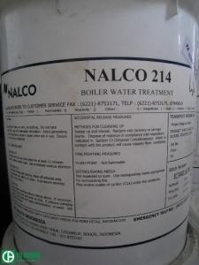 NALCO® 214: – Chất điều chỉnh độ pH cho nồi hơi