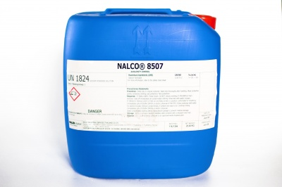 NALCO® 8507: – Chất điều chỉnh độ pH cho nồi hơi