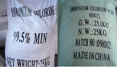 Amoni clorua/Muối lạnh - NH4CL 99%