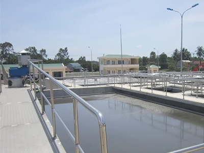 Consulting, Designing, Building and Operating Wastewater Treatment System